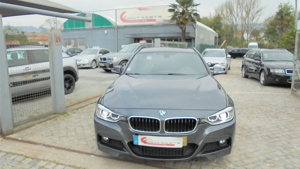 BMW Serie 3 Touring Pack M