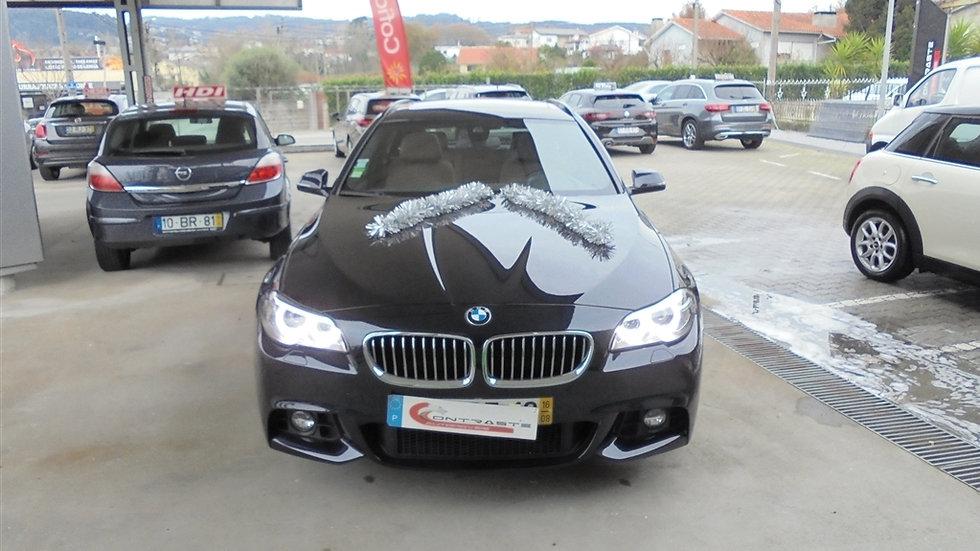 BMW Série 5 525 d Pack M Auto