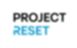 Project Reset logo.