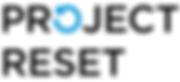 Project Reset Manhattan logo.