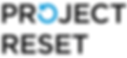 Project Reset Manhattan logo.