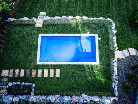 Challenging Pool & Yard Design