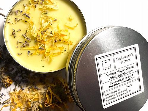 Calendula, Lavender & Dandelion Healing Salve