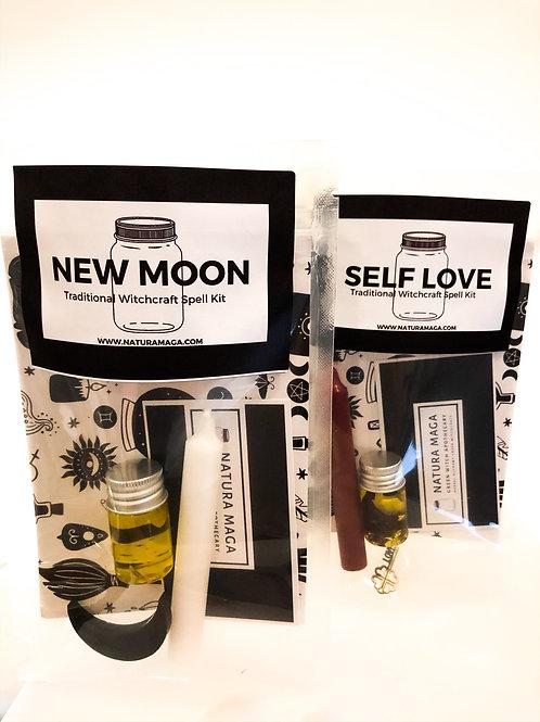 Spell Kit - New Moon