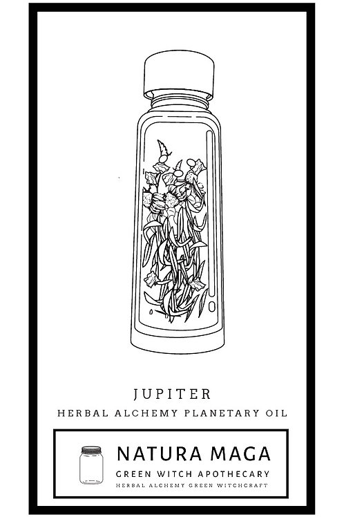 Planetary Oil - Jupiter
