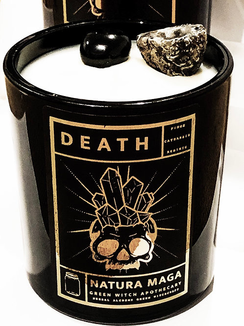 Tarot Candle - Death (500gm)