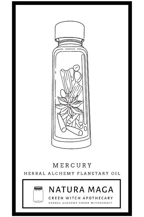 Planetary Oil - Mercury