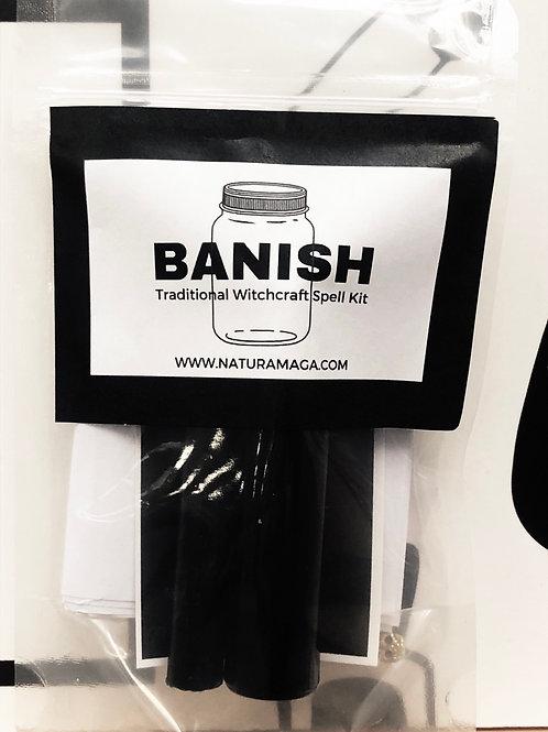 Spell Kit - Banish