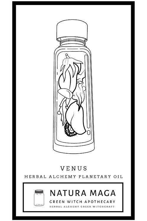 Planetary Oil -Venus