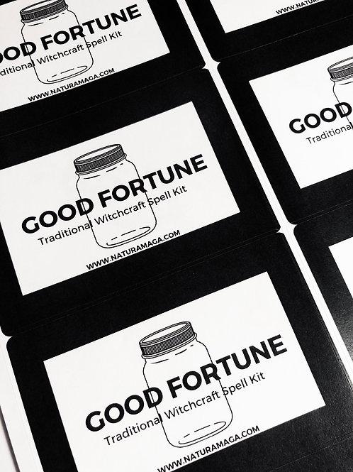 Spell Kit - Good Fortune