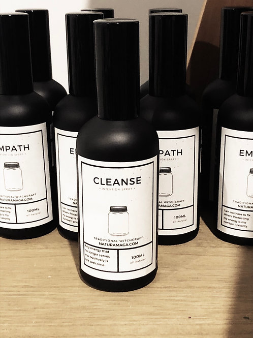 Intention Spray - Cleanse