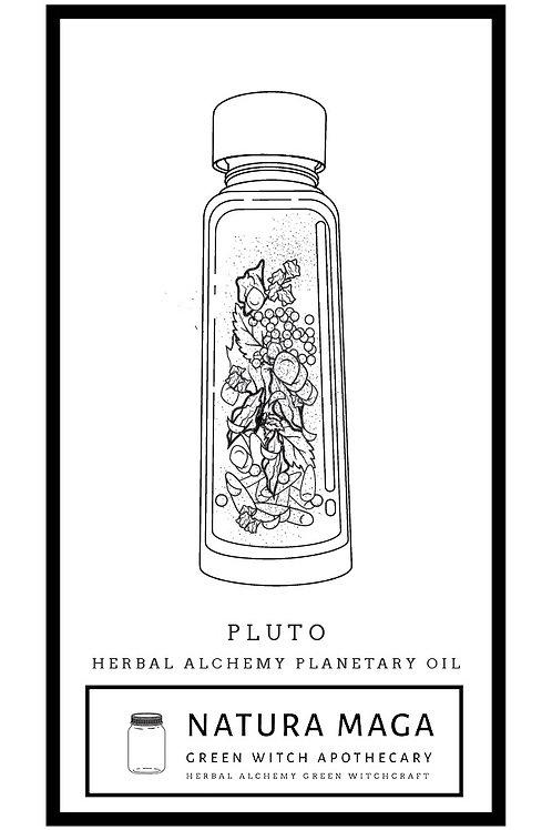 Planetary Oil - Pluto