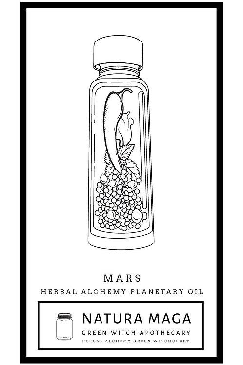 Planetary Oil - Mars
