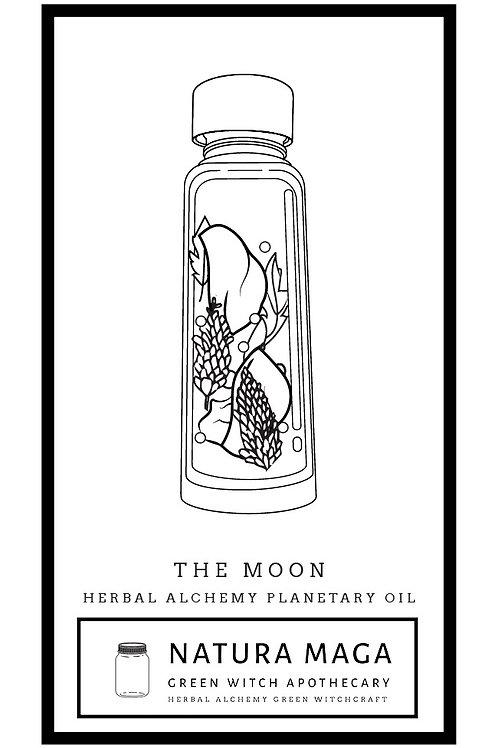 Planetary Oil - Moon