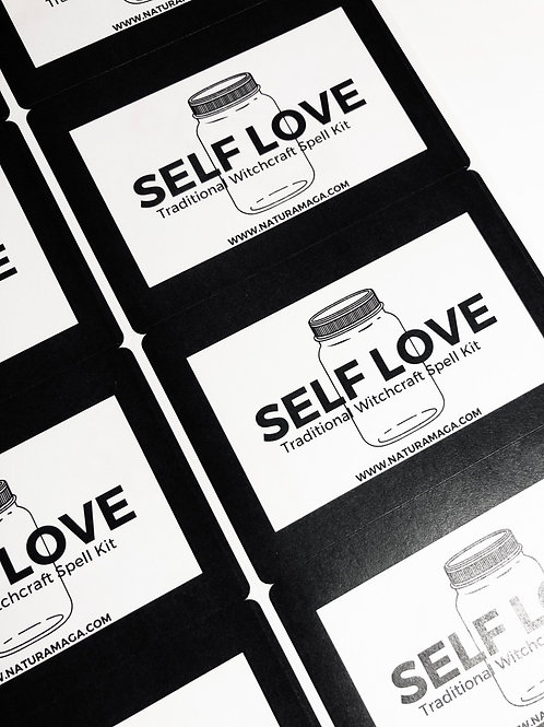 Spell Kit - Self Love