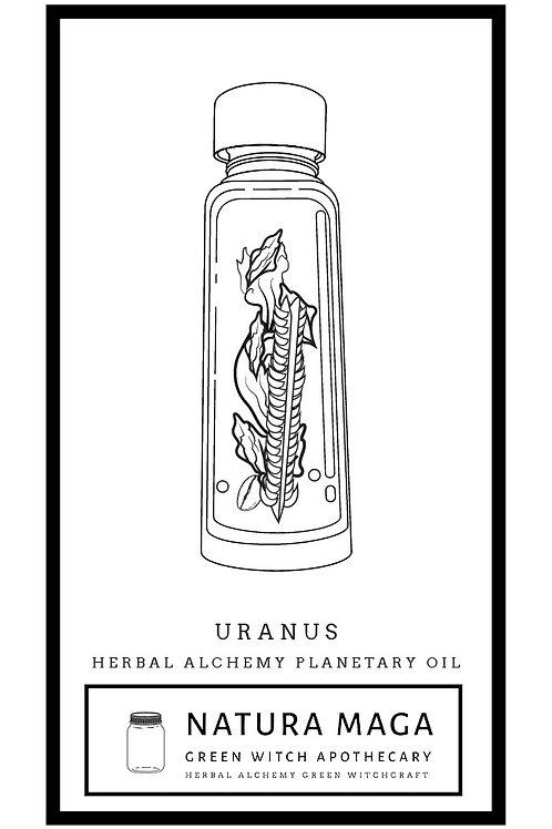 Plantery Oil - Uranus