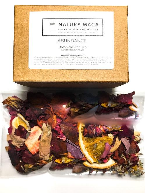Botanical Bath Tea - Abundance