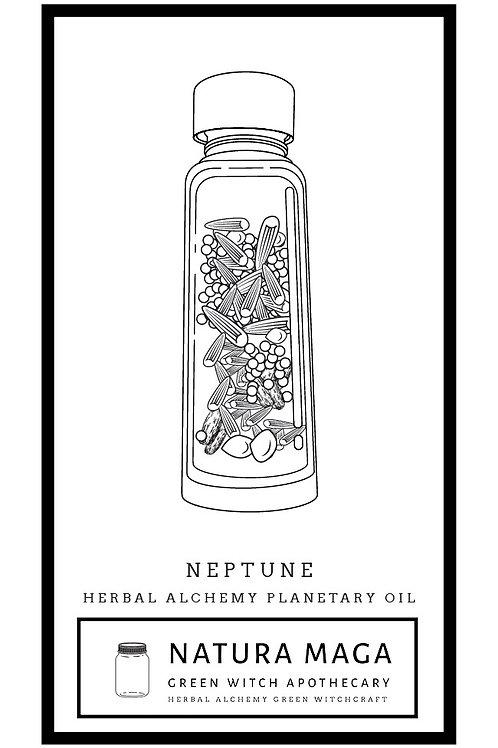Plantery Oils - Neptune