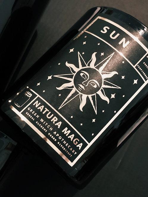 Tarot Candle - Sun (500gm)