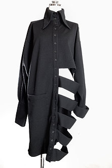 erロングシャツ(21ss-005)