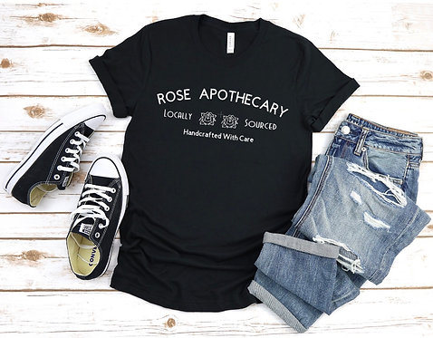 Rose Apothecary T-Shirt - Schitts Creek