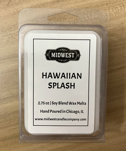 Hawaiian Splash Wax Melts