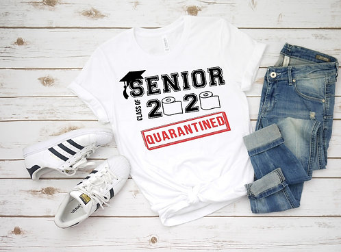 Senior Class of 2020 Quarantined T-Shirt