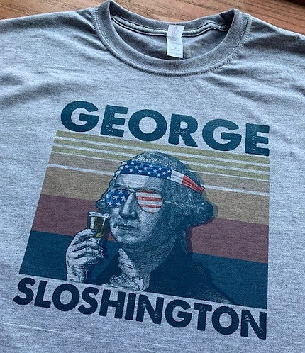 Vintage American Presidents T-Shirts