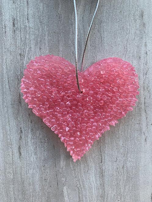 Heart Aroma Bead Air Freshener