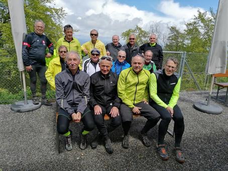 Biken und Wandern im Aargau statt im Südtirol