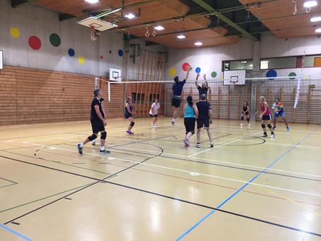 Absage der Volley-Night