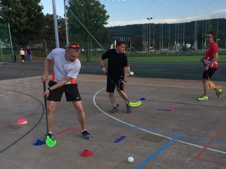 Neuer Fachtest Unihockey
