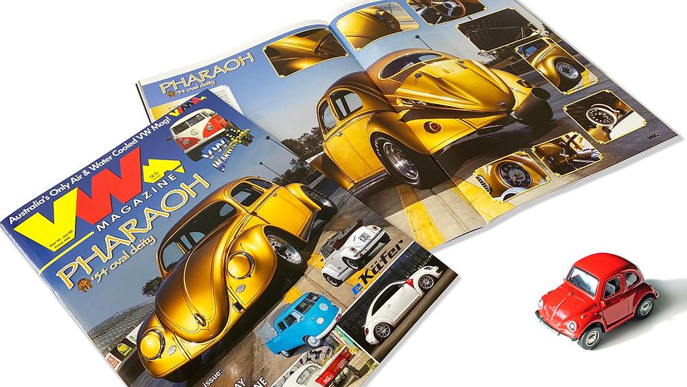 VW Australia Magazine | Proudly Printed in Australia by Printcraft