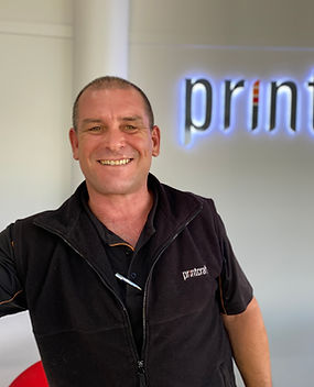 Glenn Patterson | Printcraft Team