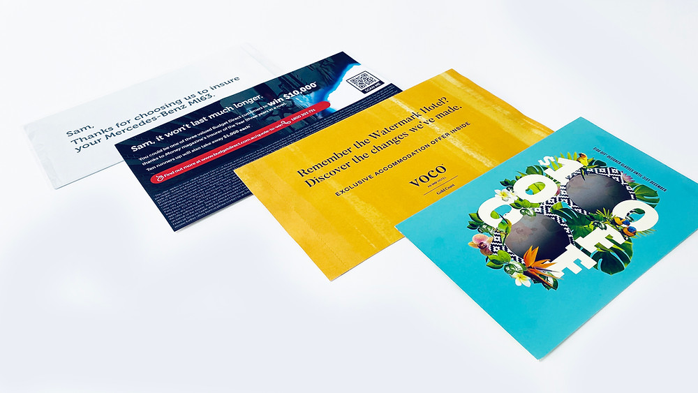 Letterbox Marketing - Unaddressed mail benefits for your marketing strategy.