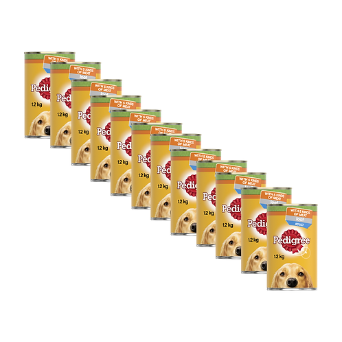 Pal Pantry Pack12 x 1.2kg cans