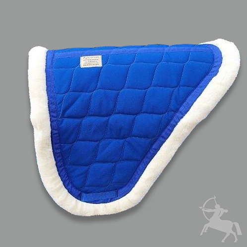 Concord Saddle Pad - Royal Blue