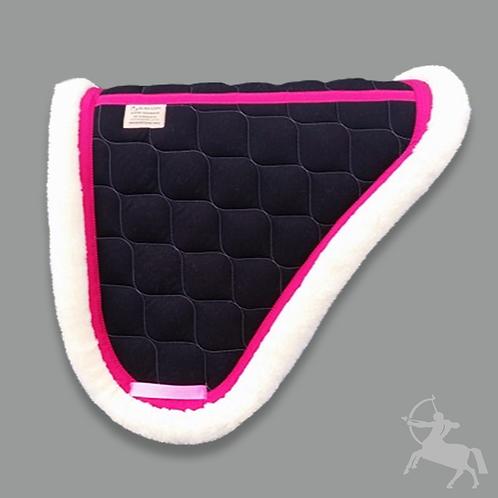 Concord Saddle Pad - Black