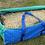 Thumbnail: Canvas Zip-up Hay Bale Bag