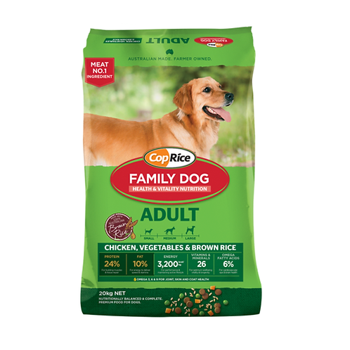 Coprice - Family Dog 20kg