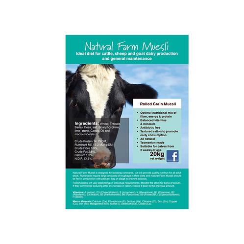 Seedhouse - Natural Farm Muesli