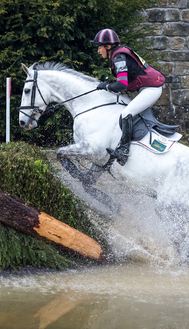 3 Day Eventing Equestrian Sport