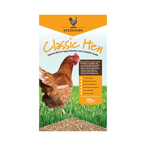 Seedhouse - Classic Hen