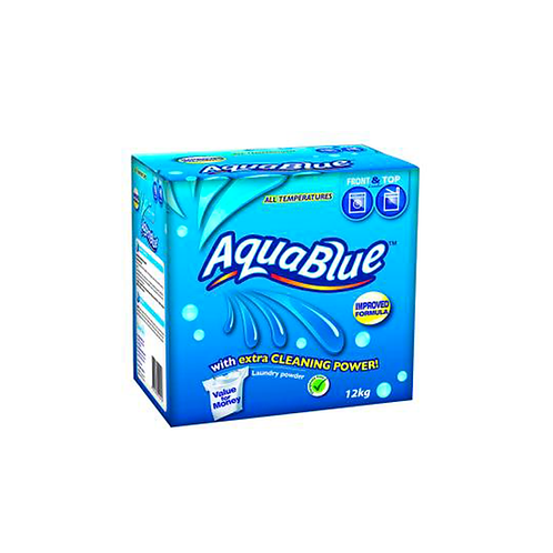 Diversey Aquablue Laundry Power Box
