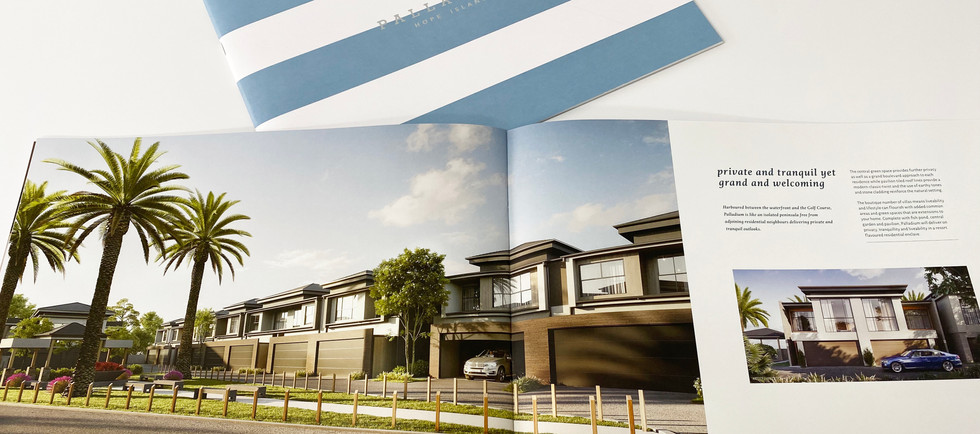 Palladium Hope Island Brochure