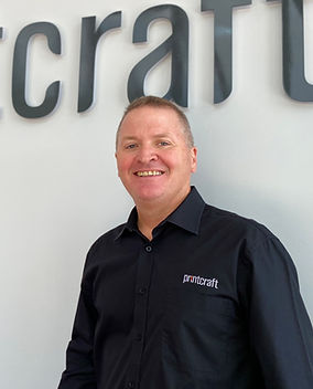 Mark Barnes | Printcraft Team