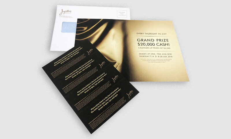 Elegant Mail Out | Printcraft Direct Mail Services