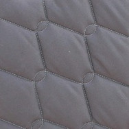 Grey Quilt