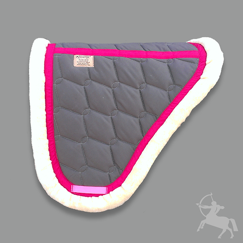 Concord Saddle Pad - Charcoal