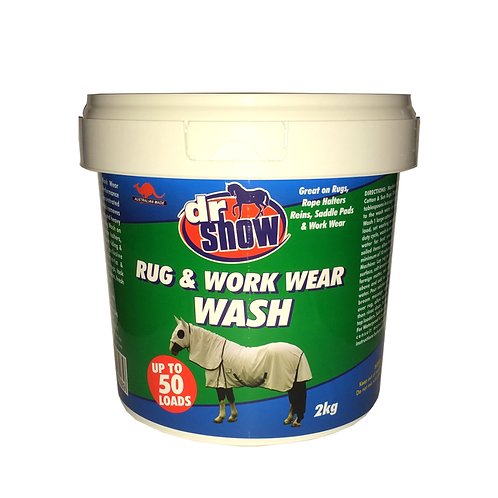 Dr Show Rug and Work Wear Wash 2kg